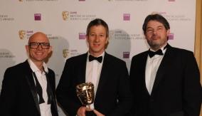 The winners with Jason Bradbury
