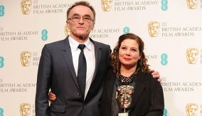 Danny Boyle and Tessa Ross