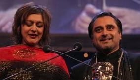 Meera Sya & Sanjeev Bhaskar