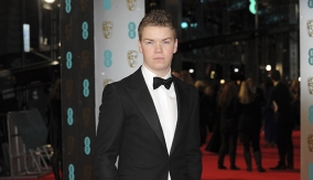 Will Poulter on the Red Carpet